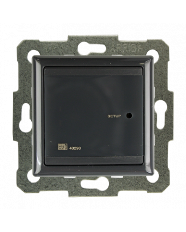 Mando de audio domótico para carril DIN con control knx y sin pantalla