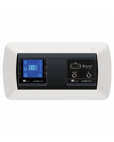 Kit Wall Radio Bluetooth con FM RDS