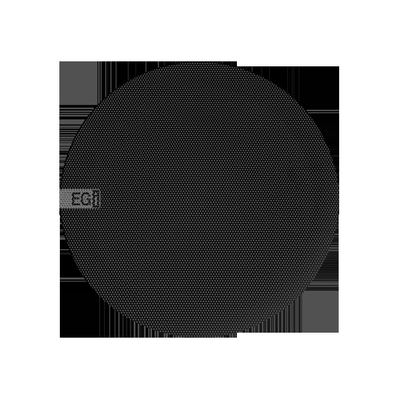 """Altavoz de 5""""Baja Impedancia en negro para techo"""