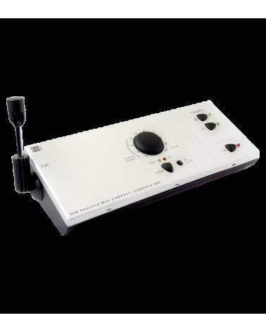MiniCompact para 1 zona autoamplificada 20 W con Bluetooth® AUX IN y MIC