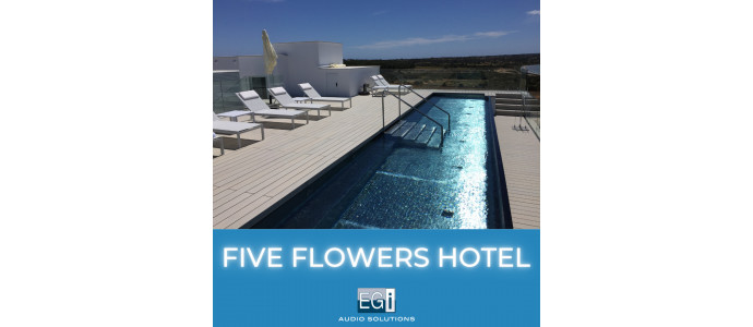 Five Flowers Hotel with EGi sound