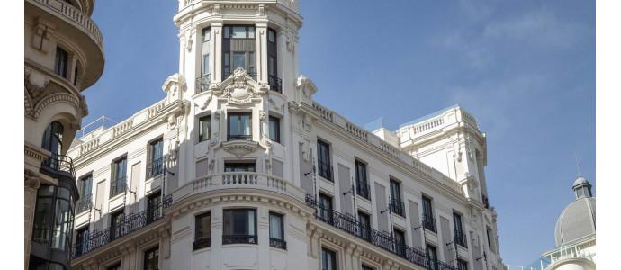 El Hotel Pestana CR7 de Madrid elige EGi para sus instalaciones